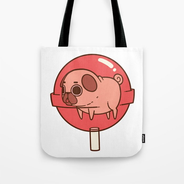 Puglie Lollipop Tote Bag