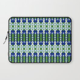 Blue and Green Calm Laptop Sleeve