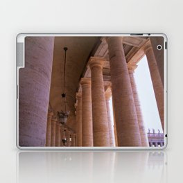 The Colonnades of St Peter's Square Laptop & iPad Skin
