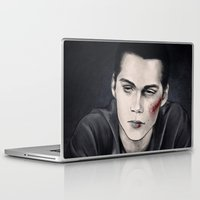 stiles Laptop & iPad Skins featuring Stiles by ribkaDory