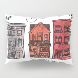 Greetings From Minneapolis Pillow Sham