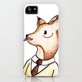 Master Fox iPhone Case