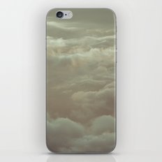 Les Nuages iPhone Skin