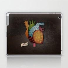 Soft-Hearted  Laptop & iPad Skin