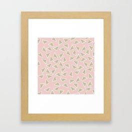 Fairy Bread Framed Art Print