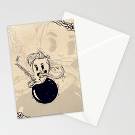 Wrecking Ball Stationery Cards