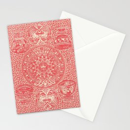 Forty-three Stationery Cards