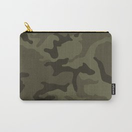 Army Camouflage Carry-All Pouch