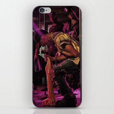 Till The Wheels Fall Off iPhone & iPod Skin