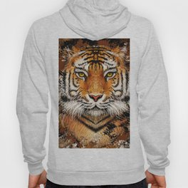 Tiger Profile Hoody