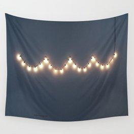 Hangin' lights Wall Tapestry