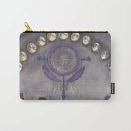 Dream Chasing Carry-All Pouch