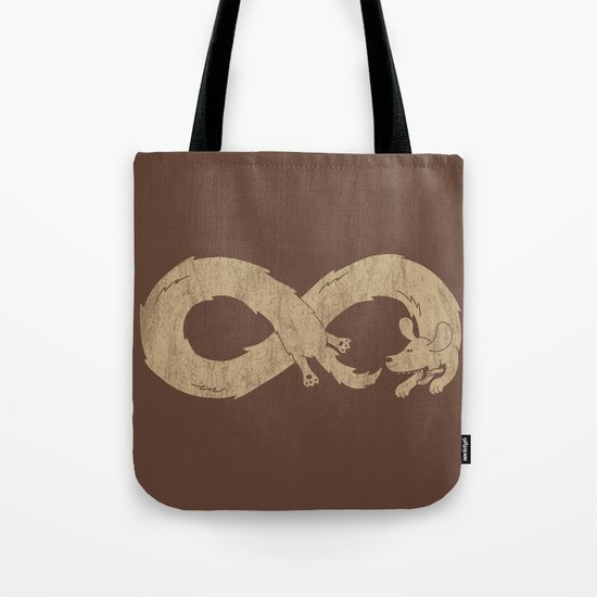 The Infinite Chase Tote Bag