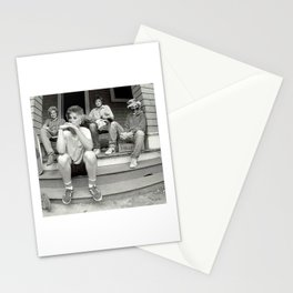 Golden girls minor threat Stationery Cards