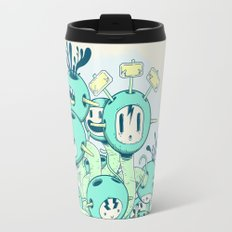 Many Heads are Better than None Travel Mug