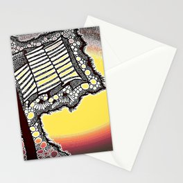 Tribute to my Green Beret Stationery Cards