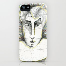Do not imprison your own self, child iPhone Case