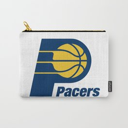 Indiana Pacer Logo Carry-All Pouch