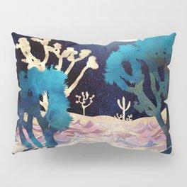 Desert Lake Moonlight Pillow Sham