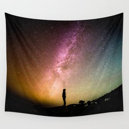 Galaxy Explorer Wall Tapestry
