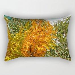 Dreamy Autumn Aspen Rectangular Pillow