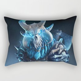 Ragnarok skin Rectangular Pillow