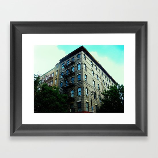 New York in 20 pics - Pic 20. Framed Art Print