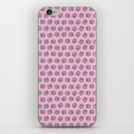 Pink Daisies iPhone Skin