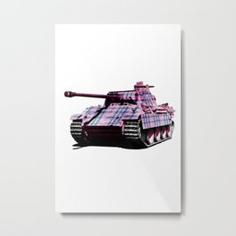 Happy war Metal Print