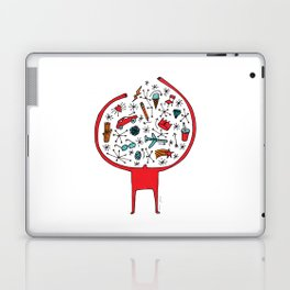 holding it all together Laptop & iPad Skin