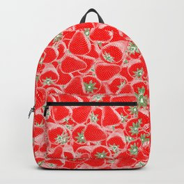 Strawberry Summer Backpack