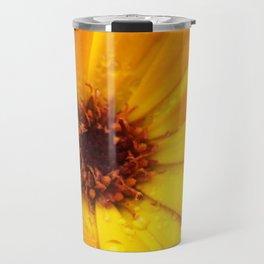 Calendula officinalis Travel Mug