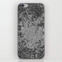 moscow iPhone & iPod Skins featuring Moscow by Upperleft Studios