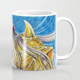 Aldebaran Gold Saint Coffee Mug