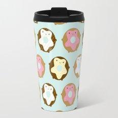 Kawaii Donuts Travel Mug