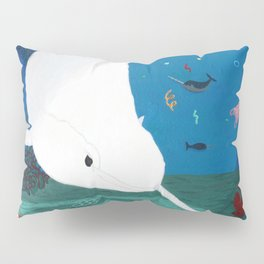 Narwhal Pillow Sham