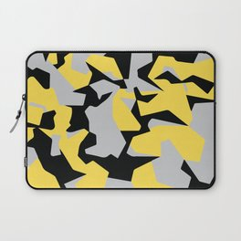 Search products, artworks and themes Yellow CAMO, Keep your stuff hidden in plain sight! Laptop Sleeve