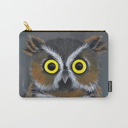 Caffeine Owl Carry-All Pouch