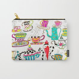 Coffee or Tea? Carry-All Pouch