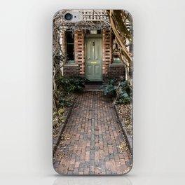 Old Door - Launceston iPhone Skin