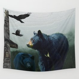 The Sacred Trail of the Great Bear Wall Tapestry