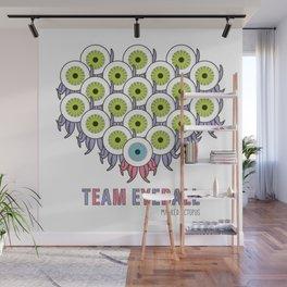 TEAM EYEBALL - Masked Octopus Wall Mural