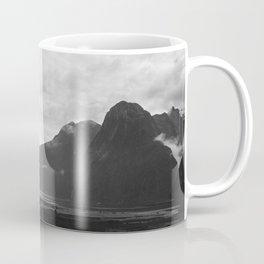 dark mountains Coffee Mug