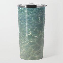 simply clean sea water Travel Mug