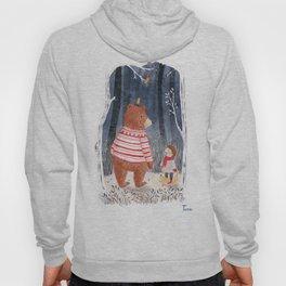 Boy meets Bear Hoody