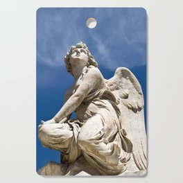WHITE ANGEL - Sicily - Italy Cutting Board
