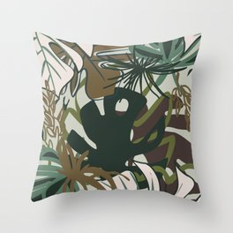 BUNGALOW Throw Pillow
