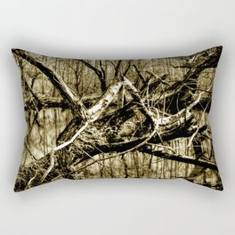 Secret Place in Nature 03 Rectangular Pillow