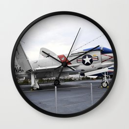 1960 McDonnell F-4N Phantom II Wall Clock