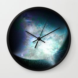 A piece of cosmo Wall Clock
